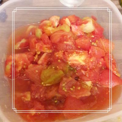 Tomaten einkochen im Glas
