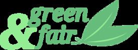 green & fair Logo