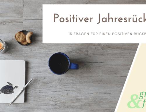 Jahresrückblick: 13 Fragen für einen positiven Rückblick auf 2020